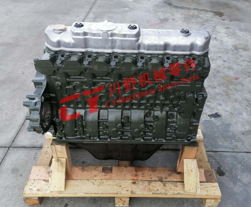6D34 LONG BLOCK ASSY